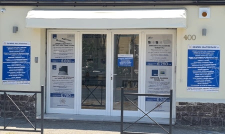 Giemme Multiservice in zona Infernetto - Via di Castelporziano